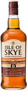 Isle Of Skye Scotch 8 Year 1.75l